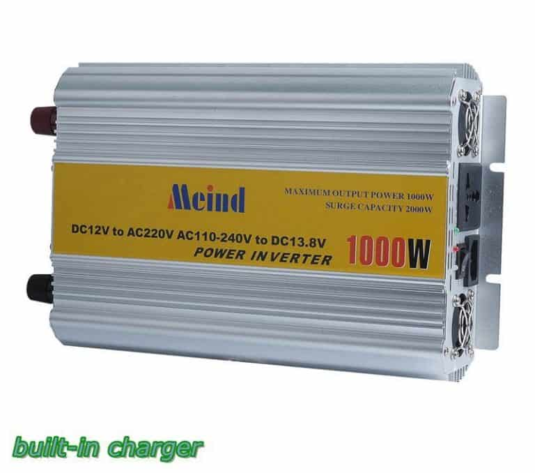 1000W Modified Sine Wave Power Inverter