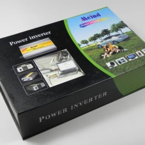 500W Modified Sine Wave Power Inverter