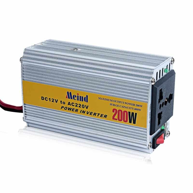 200W Modified Sine Wave Power Inverter