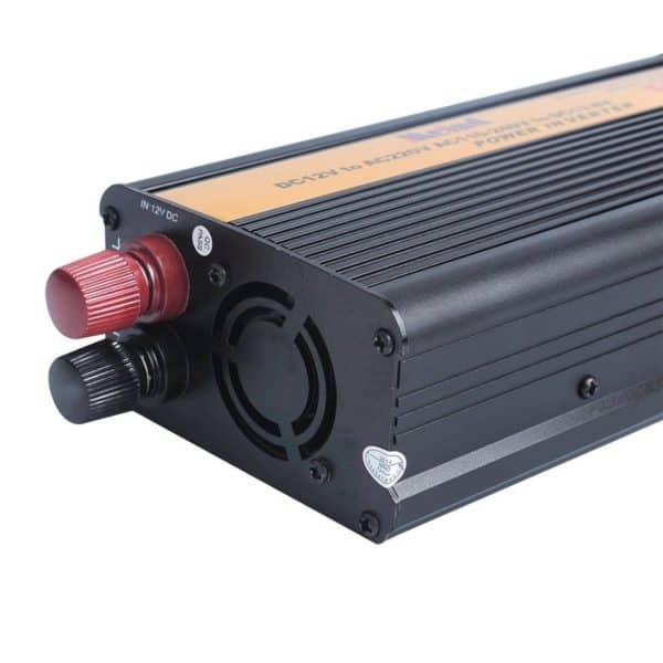 500W Modified Sine Wave Power Inverter with charger