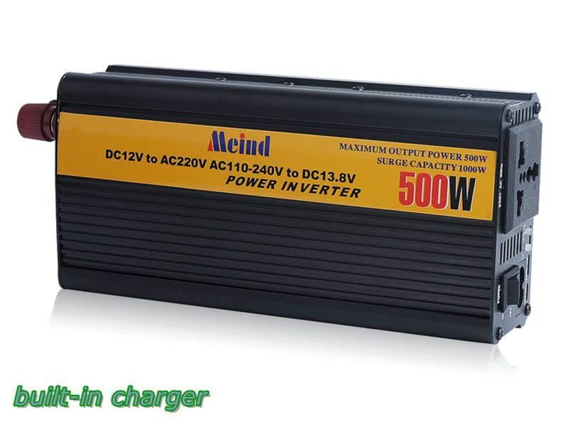 500w Dc To Ac Converter Modified Sine Wave Power Inverter