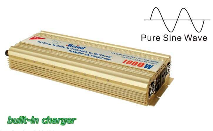 1000W PureSine Wave Power Inverter