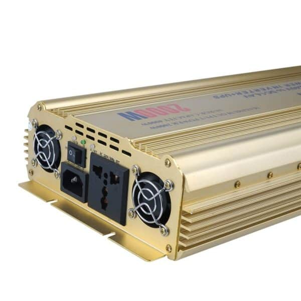 2000W Pure Sine Wave Power Inverter UPS