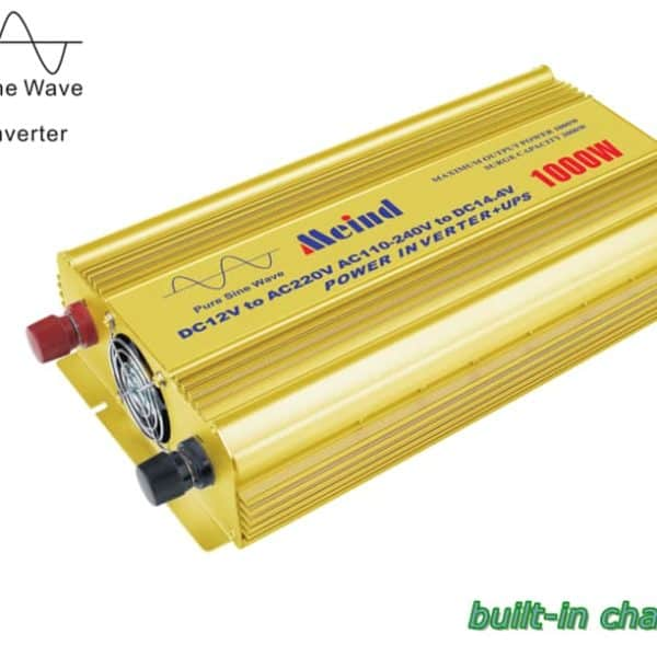 1000W PureSine Wave Power Inverter